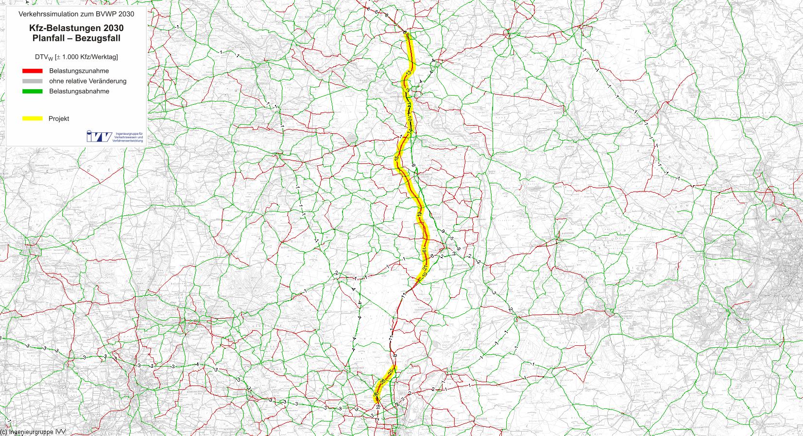 A14 Ausbau Aktuell Karte
